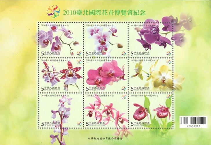 [Taipei International Flora Expo, Typ ]