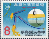 [The 100th Anniversary of Chinese Telecommunications Service, Typ AKS]