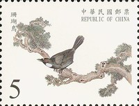 [Birds - Illustrations from the Ching Dynasty Bird Manual, Typ CMO]