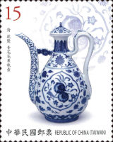[Ancient Chinese Art Treasures - Blue and White Porcelain, Typ EJR]