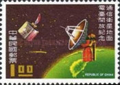 [Inauguration of Satellite Earth Station, Yangmingshan, Typ OF]