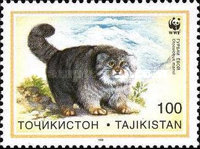 [Worldwide Nature Protection - Manul, type CG]