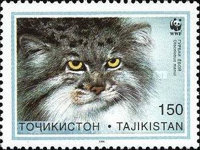 [Worldwide Nature Protection - Manul, type CH]