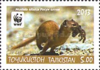 [WWF - Altai Weasel, type VC]
