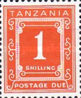 [Postage Due Stamps - Different Perforation, Typ A11]