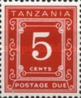 [Postage Due Stamps - Different Perforation, Typ A12]