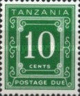 [Postage Due Stamps - Different Perforation, Typ A13]