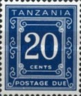 [Postage Due Stamps - Different Perforation, Typ A14]
