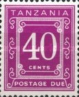 [Postage Due Stamps - Different Perforation, Typ A16]