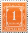 [Postage Due Stamps - Different Perforation, Typ A17]