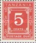 [Postage Due Stamps - Different Perforation, Typ A18]