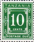 [Postage Due Stamps - Different Perforation, Typ A7]