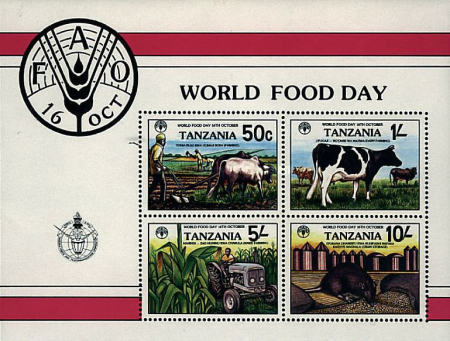 [World Food Day, Typ ]
