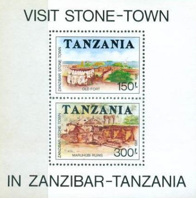 [The Stone City of Zanzibar, type ]
