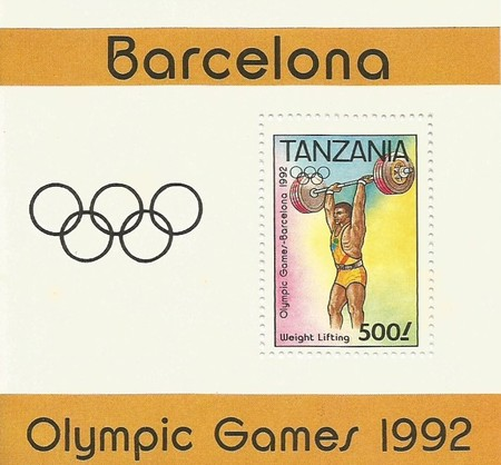 [Olympic Games - Barcelona, Spain, type ]