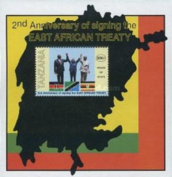 [The 2nd Anniversary of East Africa Agreement, Typ ]