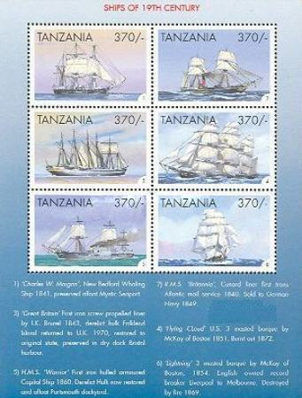 [Ships of the 19th Century, Typ ]