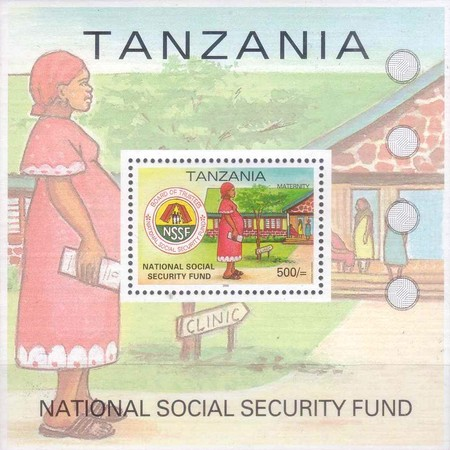 [National Social Security, Typ ]