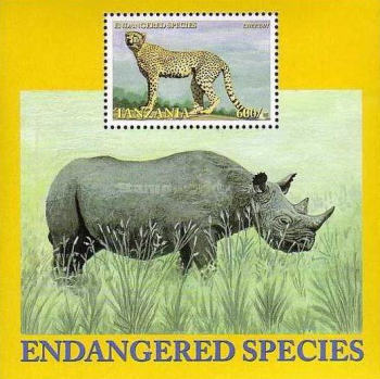 [Endangered Animals, Typ ]