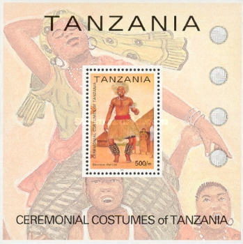 [Traditional Tanzanian Dances, Typ ]