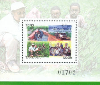 [The 40th Anniversary of Tanzanian Organization Tanganyika Christian Refugee Service or TCRS, Typ ]