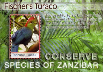 [Nature Protection in Zanzibar, Typ ]