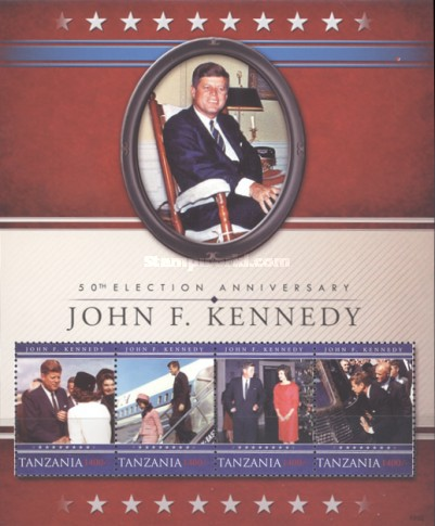 [The 50th Anniversary of the Election of President John F. Kennedy, 1917-1963, Typ ]