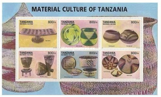 [Material Culture of Tanzania, Typ ]