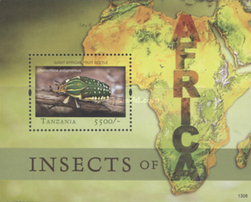 [Insects of Africa, Typ ]