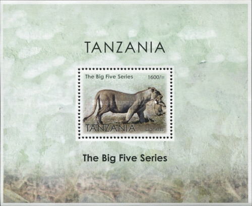 [The Big Five, Typ ]