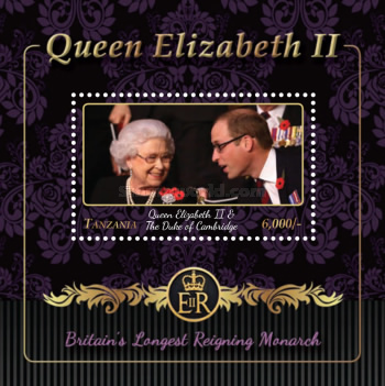 [Queen Elizabeth II - Longest Reigning Monarch in British History (2015), Typ ]