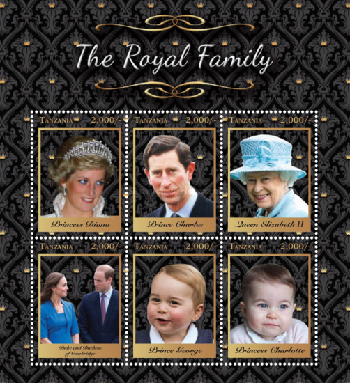 [The Royal Family, Typ ]