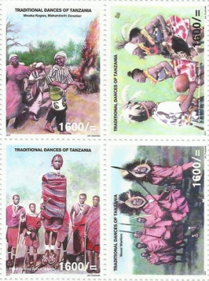 [Traditional Dances of Tanzania, Typ ]