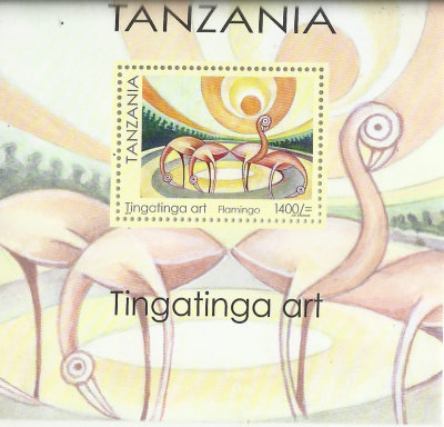 [Tingatinga Art, Typ ]
