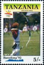 [Olympic Games - Barcelona, Spain, Typ AEF]