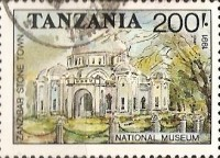 [The Stone City of Zanzibar, type AUG]