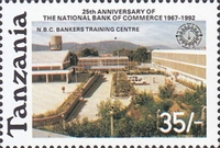 [The 25th Anniversary of National Bank of Commerce, type AVD]