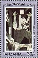 [The 20th Anniversary of the Death of Pablo Picasso, 1881-1973, type BEA]