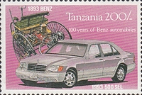 [The 100th Anniversary of Benz Motor Car and First Ford Motor, Typ BOT]