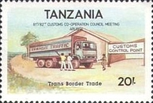 [Customs Cooperation Conference, Arusha, Typ BQB]