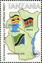[The 2nd Anniversary of East Africa Agreement, Typ CGY]