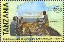 [The 2nd Anniversary of East Africa Agreement, Typ CHA]