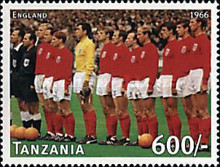 [Football World Cup - France (1998), type CZN]