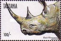 [Africa's Large Animals, Typ DZD]