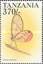 [Butterflies from around the World, Typ EAY]