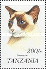 [Cats from around the World, Typ EDS]