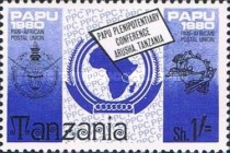 [Pan-African Postal Union Plenipotentiary Conference, Arusha, type EQ1]