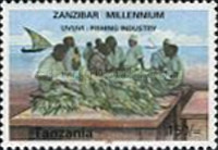 [The 1000th Anniversary of the Development of International Commercial Hub within Zanzibar, Typ FAL]
