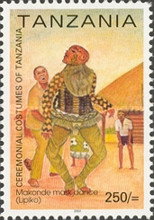 [Traditional Tanzanian Dances, Typ FDI]