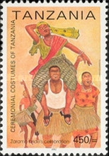 [Traditional Tanzanian Dances, Typ FDL]